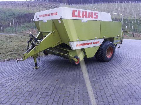 Claas Quadranten 1200