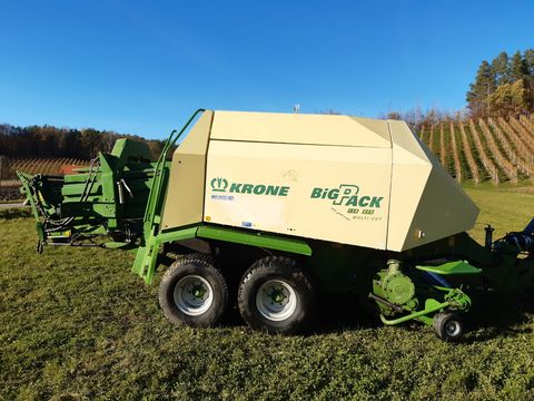 Krone Big Pack 128 VFS Multi Cut