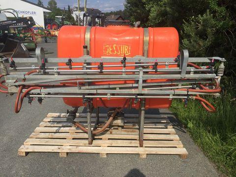 Jessur 600 Liter Feldspritze