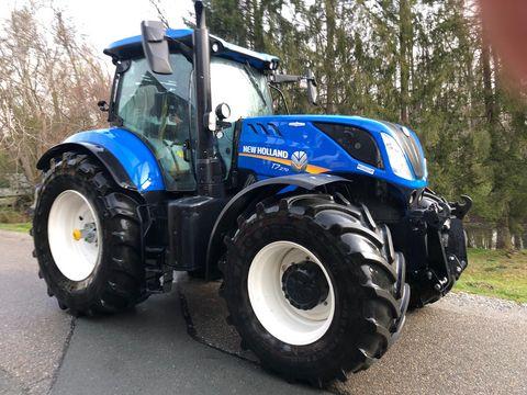 New Holland T7.270 SideWinder II