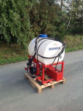 Eco ECO Wassertank + Hydroagregat