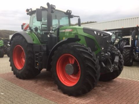 Fendt 942 Vario Profi Plus