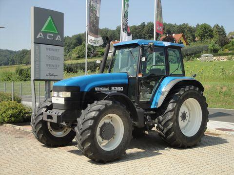 New Holland 8360