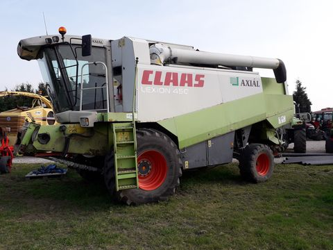 Claas Lexion 450 Evolution