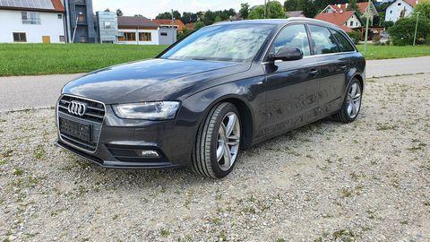 Audi A4 Avant quattro Ambition Standheizung