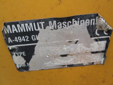 Mammut SC 170