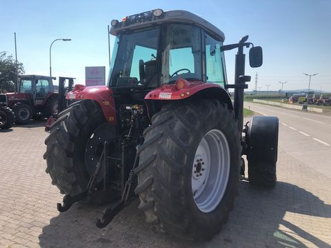 Massey Ferguson 6480-4 Dynashift Plus