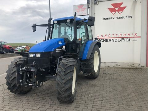 Used New Holland Ts 115 - Landwirt com