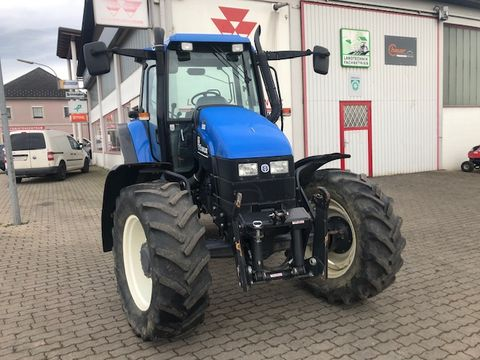 New Holland TS 115 DualCommand