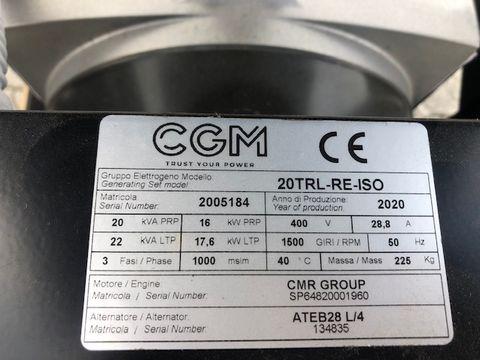 Sonstige Stromgenerator 20 KVA