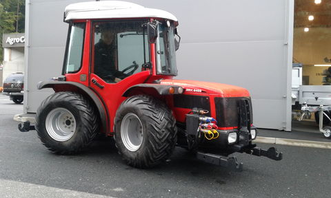 Carraro Supertigre 8400 SX