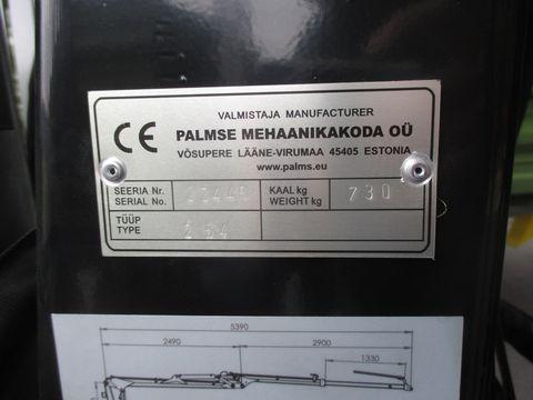Palms H6S / K2.54