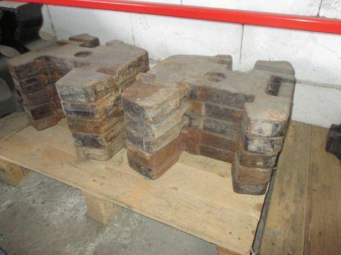 Sonstige 40 kg Koffergewichte, Fiat - New Holland