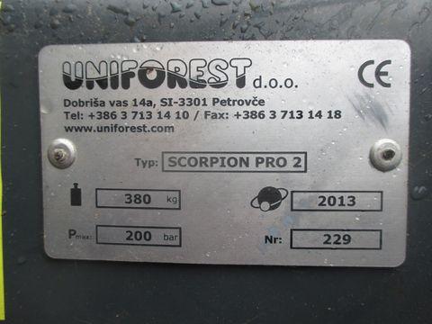 Uniforest ScorpionPro 2