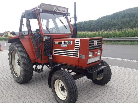 Fiatagri Traktor 60-90 H