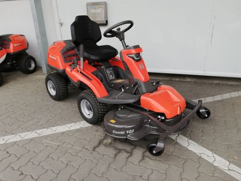 Husqvarna R 316TsX AWD