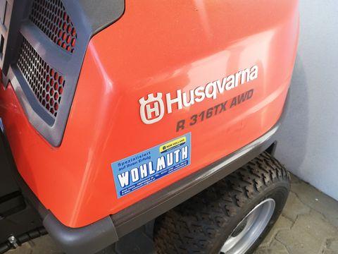 Husqvarna R 316TX AWD