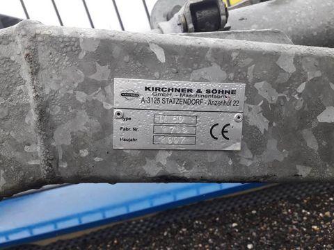 Kirchner Traktor Zapfwellenmixer TM 50
