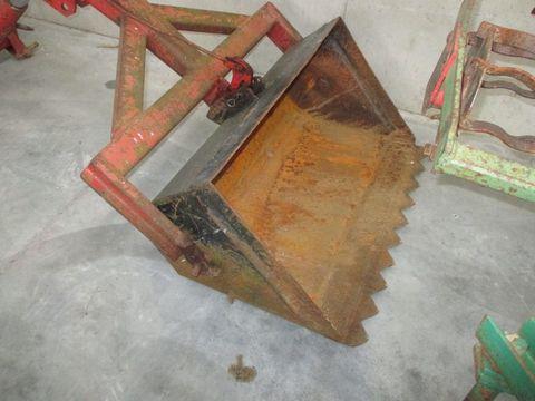 Rotschne Hecklader hydraulisch