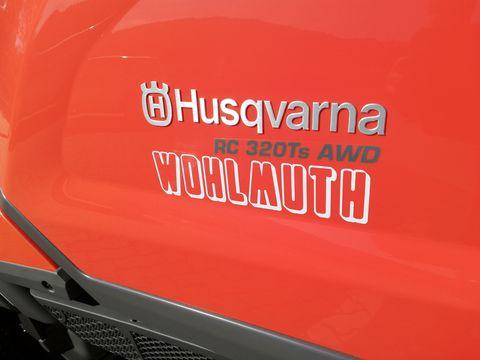 Husqvarna RC 320 Ts AWD