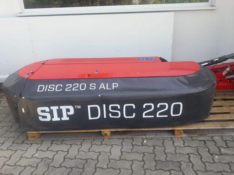 SIP Scheibenmähwerk Disc 220 S Alp