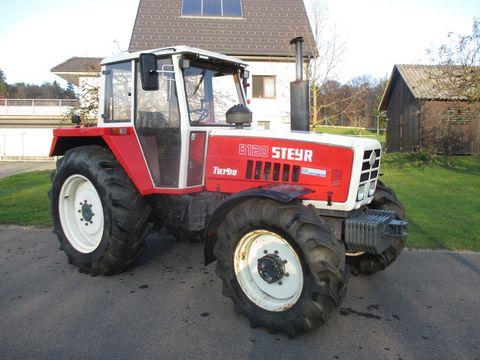 Steyr 8120 A