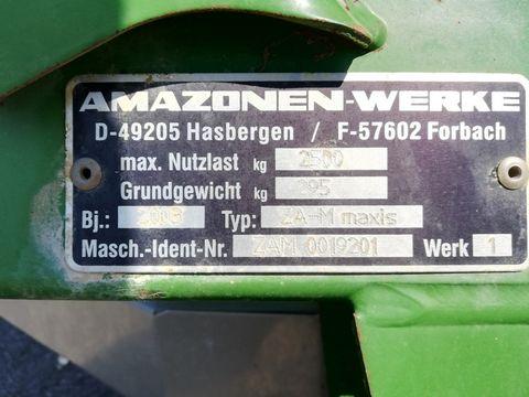 Amazone ZA-M maxiS 1500