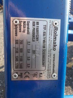 Rolmako Grubber U 453/260