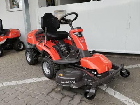 Husqvarna R316 TsX AWD 2019