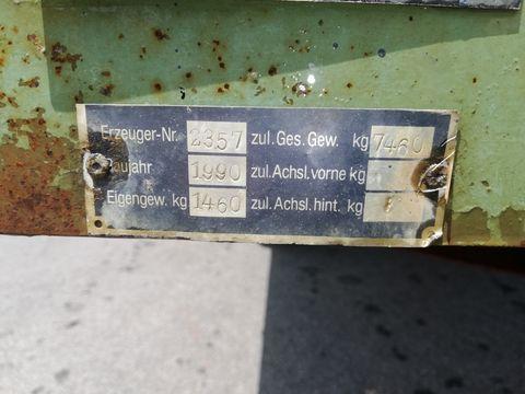 Brantner Gulf, 6 Tonnen Nutzlast