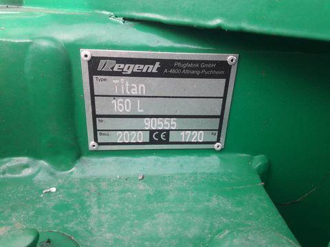 Regent Pflug Titan 160 L 4-Schar