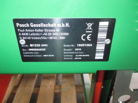 Posch Tisch Wipp Kreissäge M1230HW