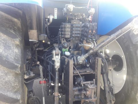 New Holland T6070 Range & Power Command
