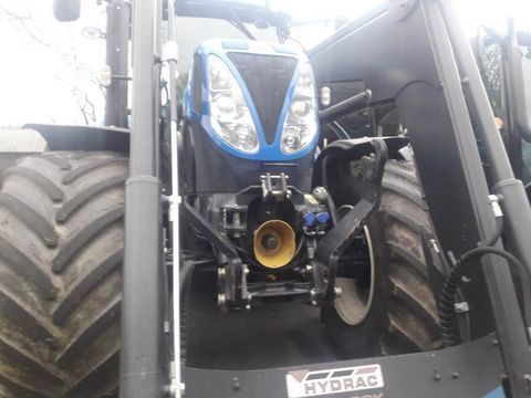 New Holland T6080 Range & Power Command