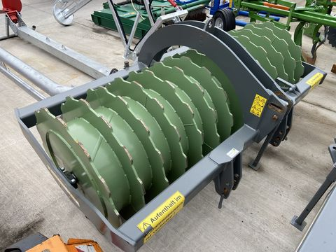 Bressel & Lade Silowalze 2950mm XL Dreipunkt VF