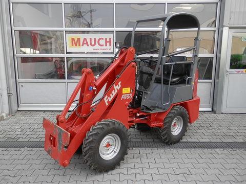 Fuchs F  800 HT/HV