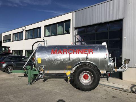 Marchner 8000L Vakuumfass