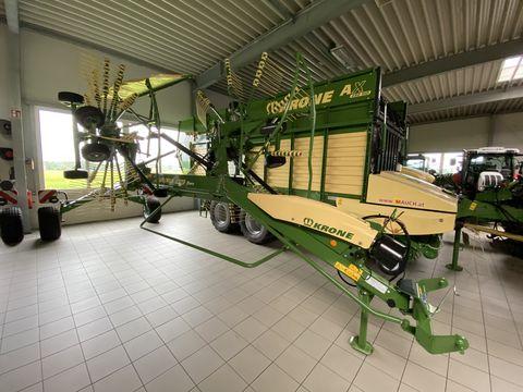 Krone  Swadro TS 620