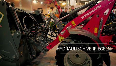 Weidemann Hydraulikquick / Easycoupler System