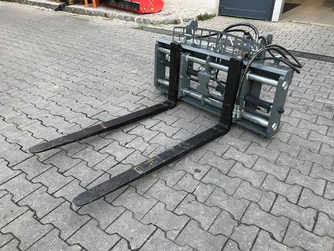 Sonstige Palettengabel mit hydraulischer Zinkenv