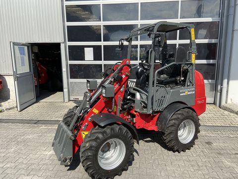 Weidemann 1160 Hochdruckfahrantrieb T94 30km/h