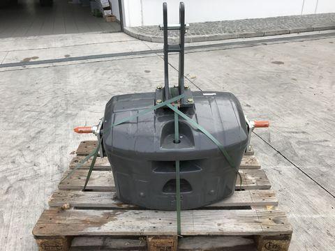 Sonstige Stahlgussgewicht MUFO 800kg