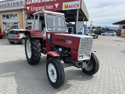 Steyr 870-2 mit Kabine
