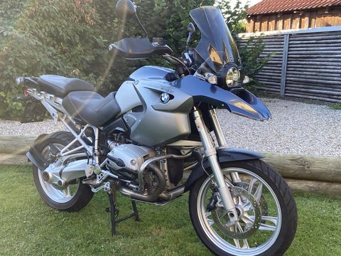 BMW R 1200 GS Tourer