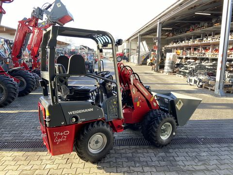 Weidemann 1140 light Stufe V