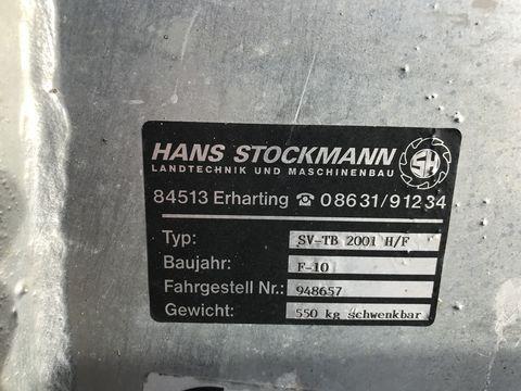 Stockmann SV- TB 2001 H/F