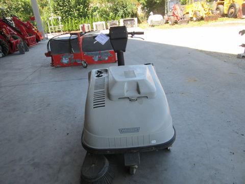 Weidner Handkehrmaschine