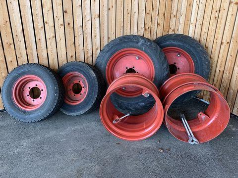 Dunlop Reifen Fendt 280V