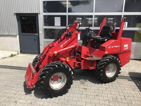 Weidemann 1360P49 HV // 1375P50
