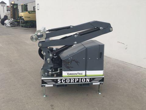 Greentec Scorpion 430 FRONT